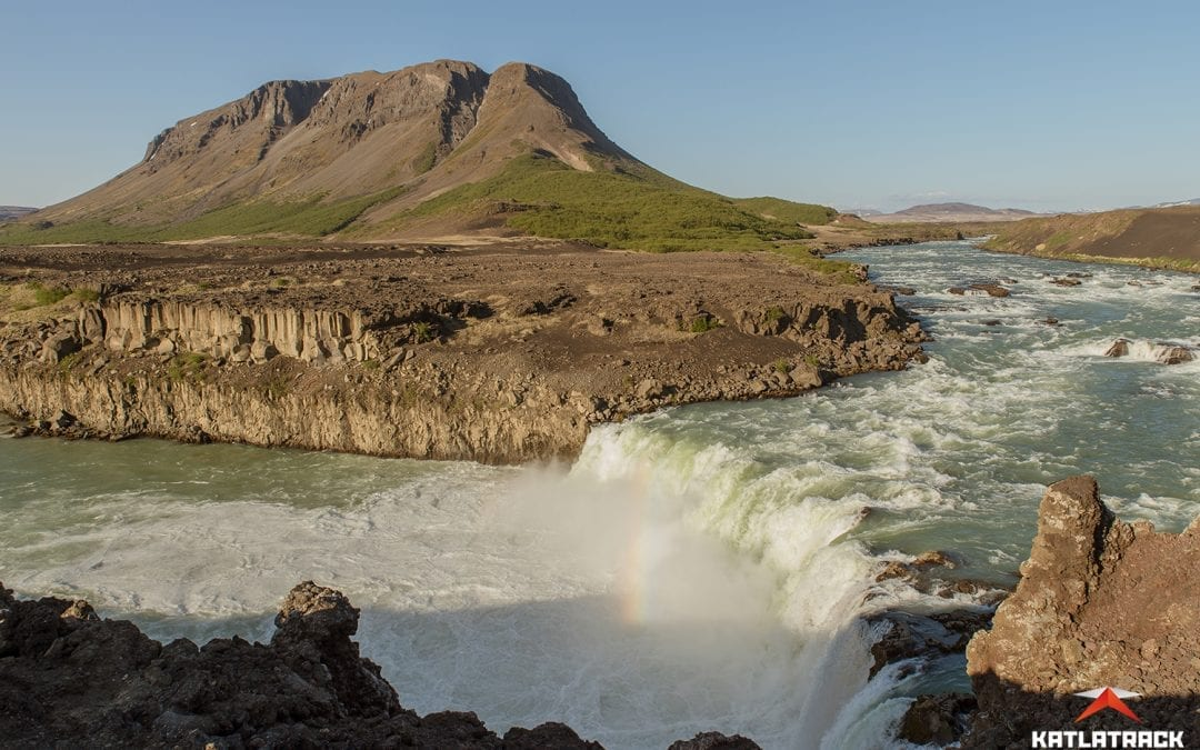 A Super Secret Waterfall in South Iceland