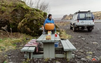Vik Iceland Adventure Tours: Lunch Options